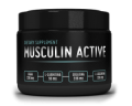 Mărește-ți volumul demasă musculară cuMusculin Active
