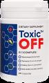 Toxic OFF elimină paraziții complet în 20 de zile